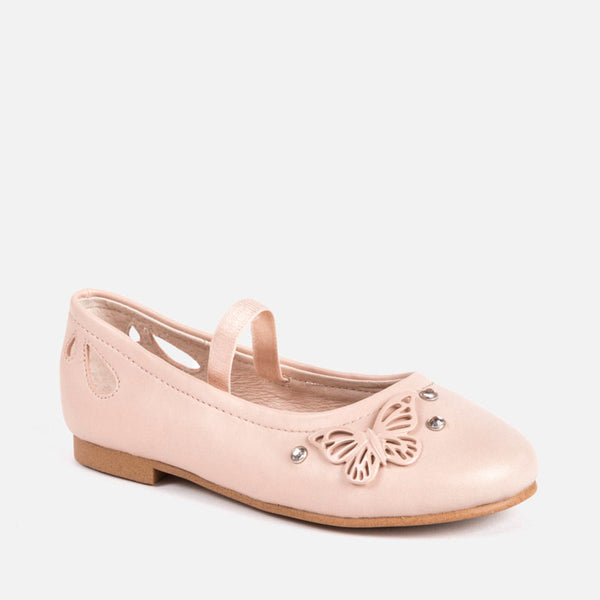 Mayoral Girls Butterfly Flats