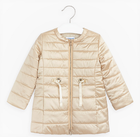 Mayoral Soft Champagne Windbreaker