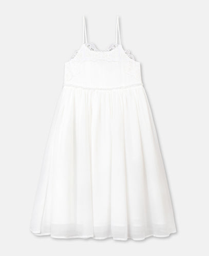 Stella McCartney Kids Embroidered Dress