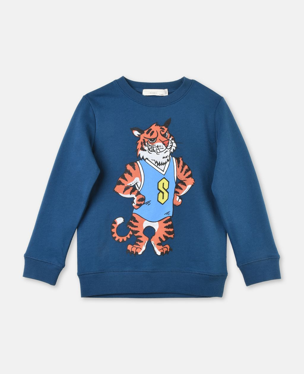 Stella McCartney Biz Tiger Mascot Толстовка