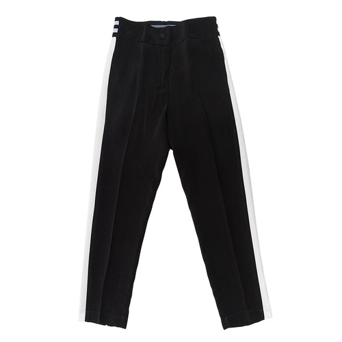 Monnalisa Girls Black Trouser Pant