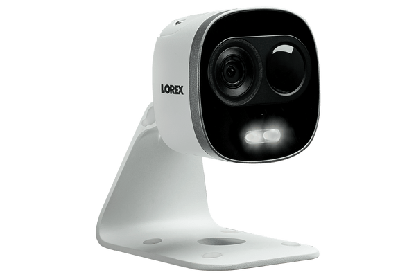 4K Active Deterrence Network Security Camera