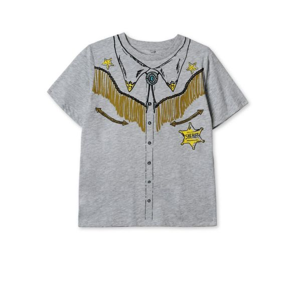 Stella McCartney Arrow Sheriff camiseta
