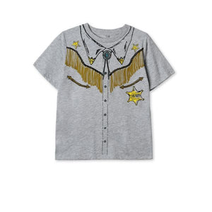 Stella McCartney Arrow Sheriff T-Shirt