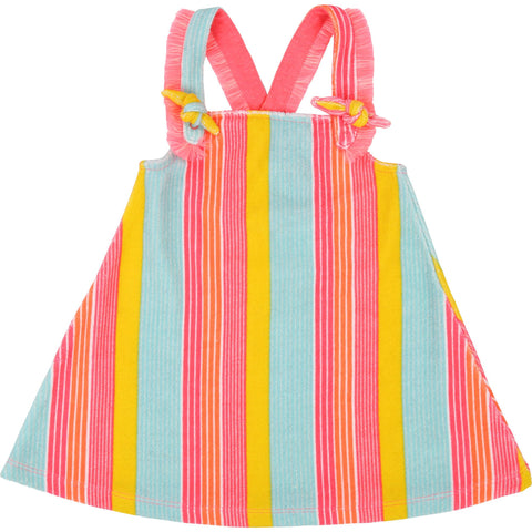 Billieblush Striped Terry Dress