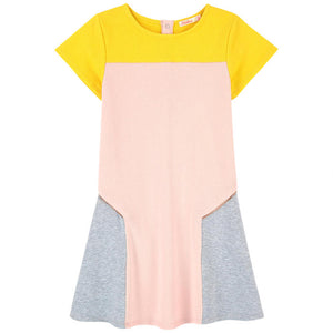 Billieblush Girls French Terry Dress