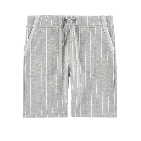 Billybandit Striped Cotton Bermudas