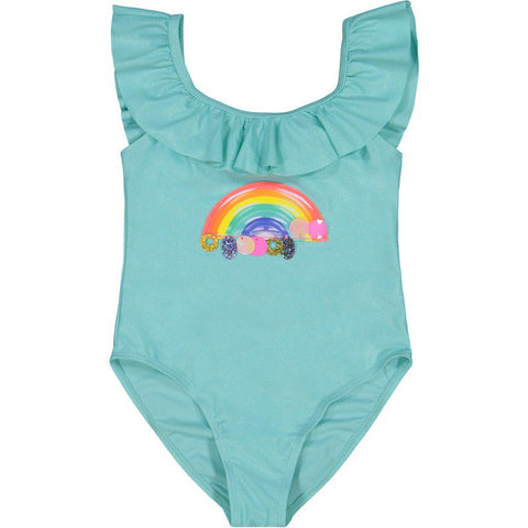 Billieblush Rainbow One-Piece