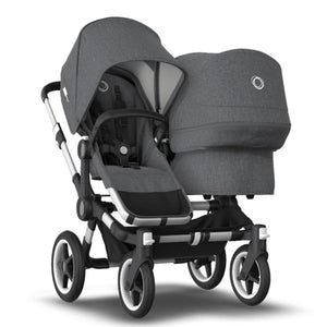 Bugaboo Donkey 3 Duo Seat and Bassinet Stroller - Aluminum Frame