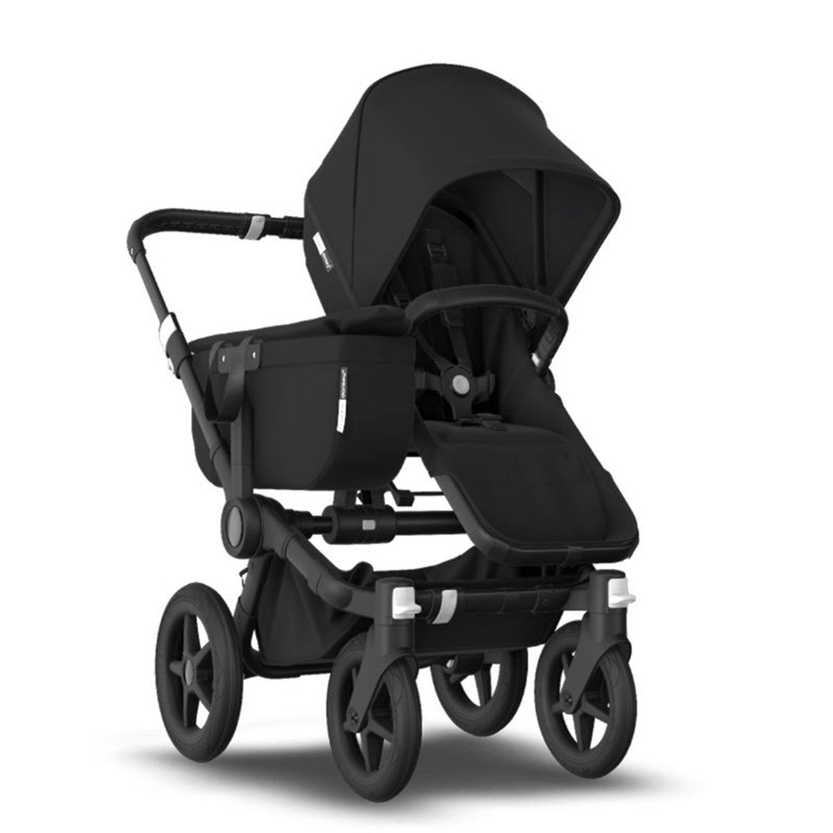 Bugaboo Donkey 3 Mono Seat and Bassinet Stroller- Black frame