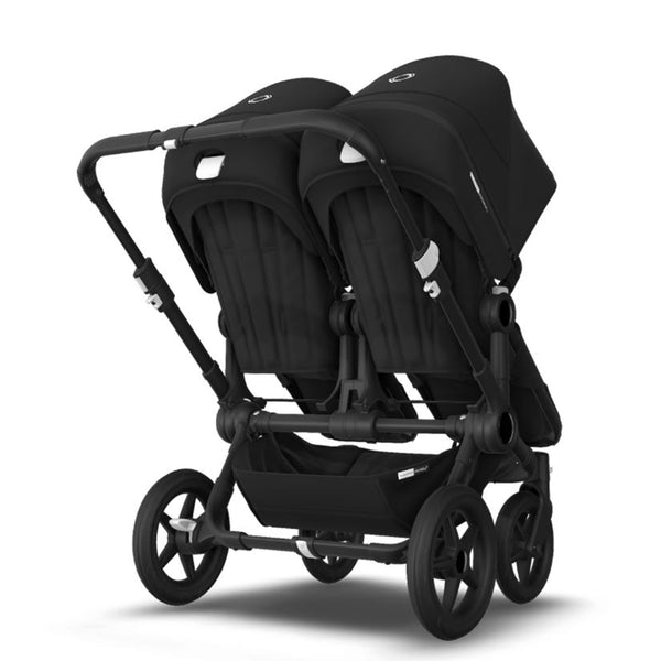 Bugaboo Donkey 3 Twin Seat and Bassinet Stroller - Black Frame