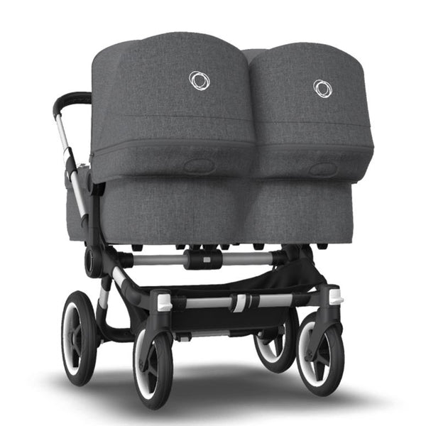 Bugaboo Donkey 3 Twin Seat and Bassinet Stroller - Aluminum Frame