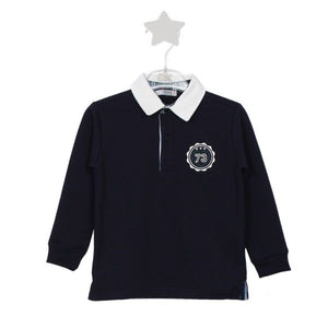 "Dr. Kid ""Special Member 73"" Polo Sweater"