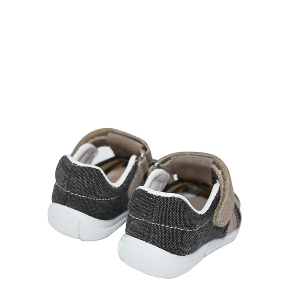 Geppetto's Boys Canvas Sandals