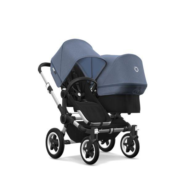Bugaboo Donkey2 Duo Complete Stroller - Aluminum Frame