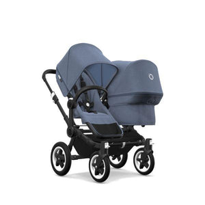Bugaboo Donkey 2 Duo Complete Stroller - Black Frame