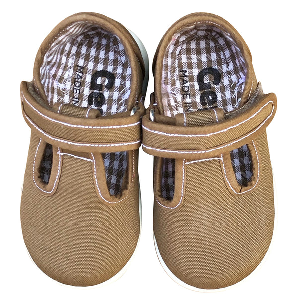 Geppetto's Toddler Canvas Shoes