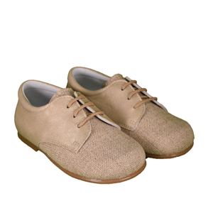 Geppetto's Unisex Linen Oxfords