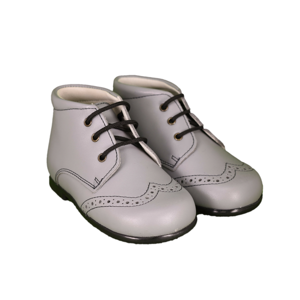 Geppetto's Lace Up Walker Boxcalf