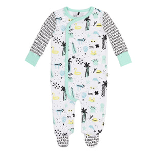 Deux Par Deux Baby Boy Palm City Sleeper