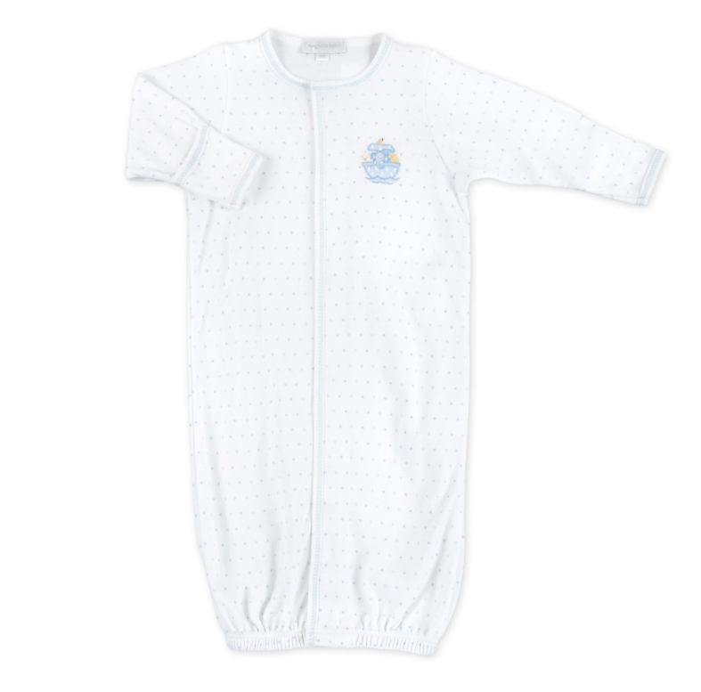 Magnolia Baby Noah's Friends Blue Embroidered Converter