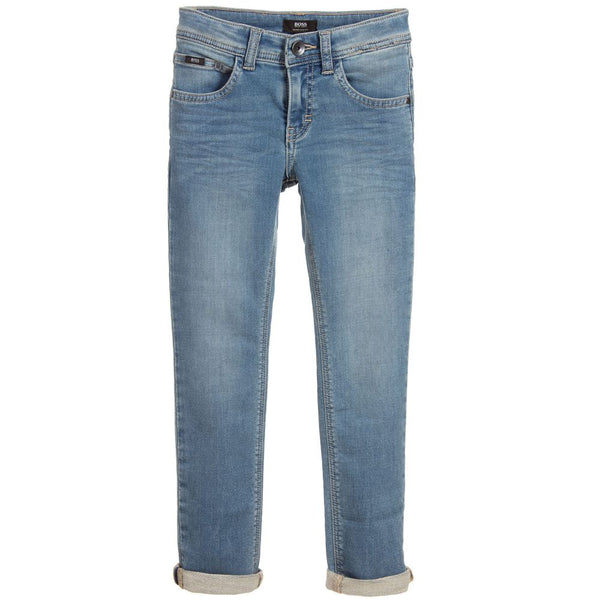 HUGO BOSS Boys Super Slim Fit Jeans