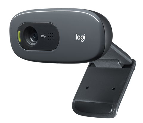 Logitech C270 Plug and play HD 720p video calling