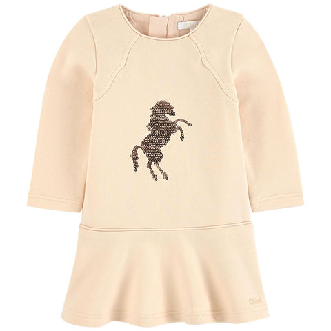 Chloe Mini Me Sweatshirt Dress