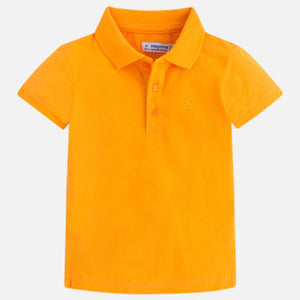 Mayoral Boys Short Sleeve Bee Polo Shirt