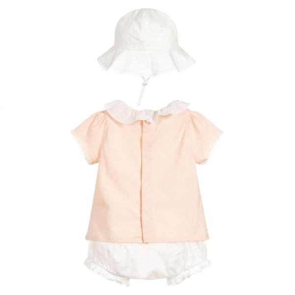 Chloe Baby Girls 3 Piece Shorts Set
