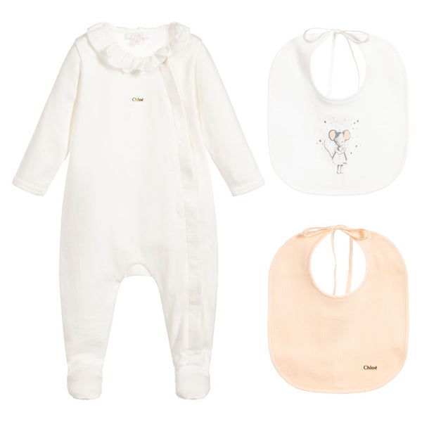 Chloé Girls Babygow Gift Set