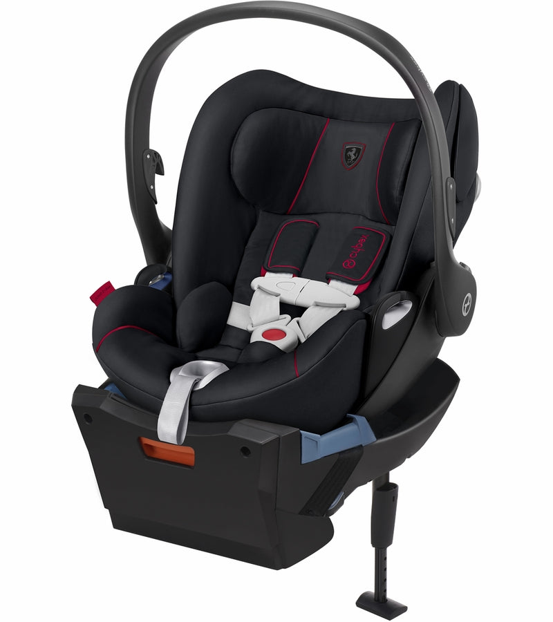 Cybex Cloud Q Ferrari-Black