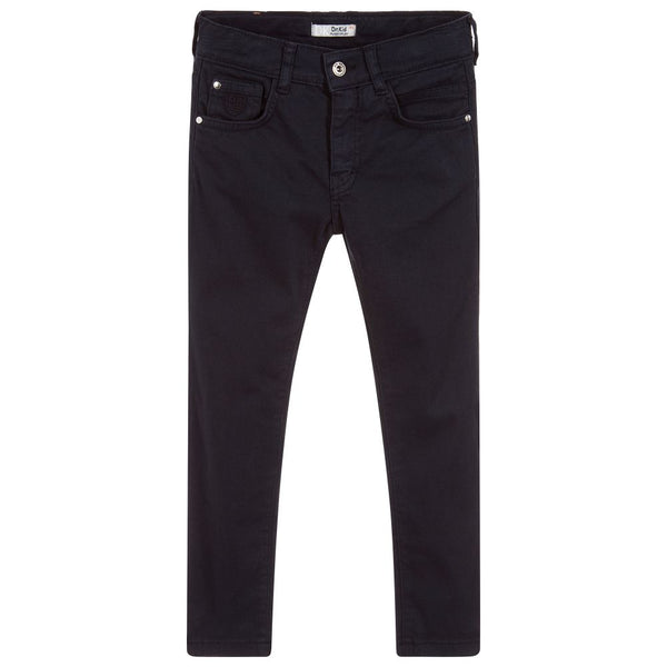 Dr. Kid Boys Cotton Twill Casual Trousers