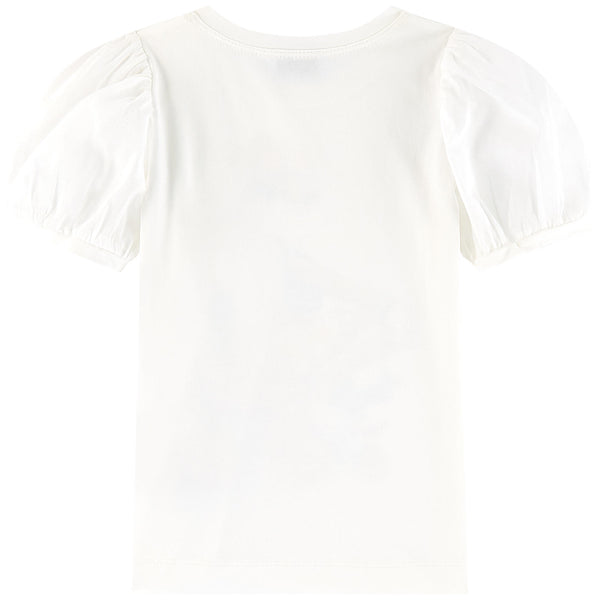 Monnalisa Girls Ivory Lola Bunny Top