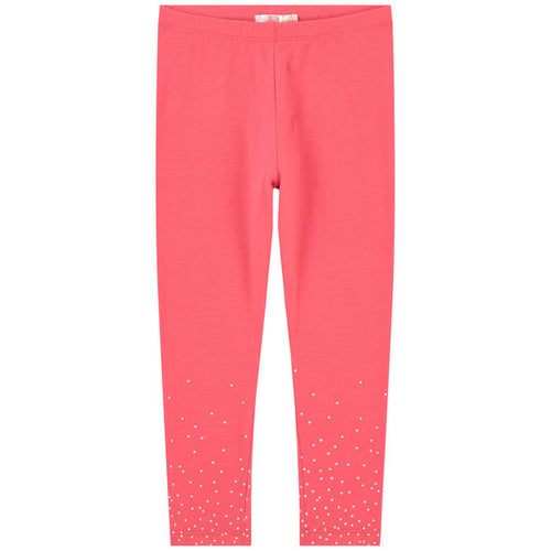 Billieblush Girls Sequined leggings
