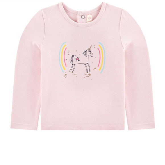 Billieblush Unicorn Printed T-Shirt