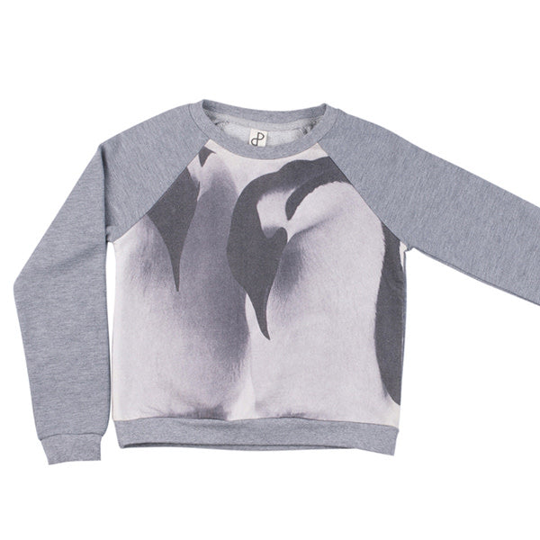 Popupshop Basic Sweatshirts Penguin