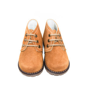 Geppetto's Lace Up Brown Shoes