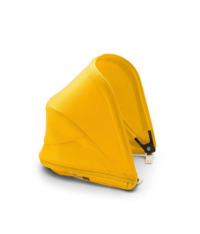 Bugaboo Bee 6 Sun Canopy in Lemon Yellow