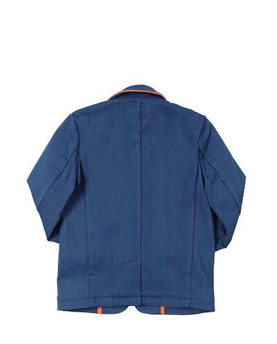 Billybandit Boys Soft Denim Suit Jacket