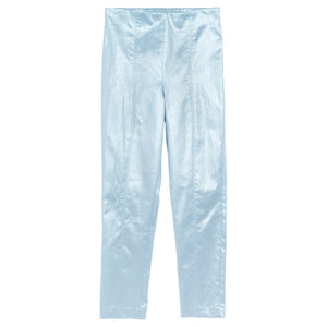 Monnalisa High Waist Satin Trousers