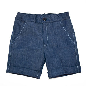Bimbalo Boy 3pc Dark Denim Set
