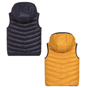 Mayoral Baby Boys Reversible Vest
