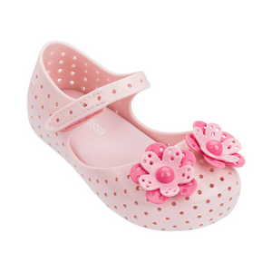 Mini Melissa - Furadinha XII - Light Pink Gloss