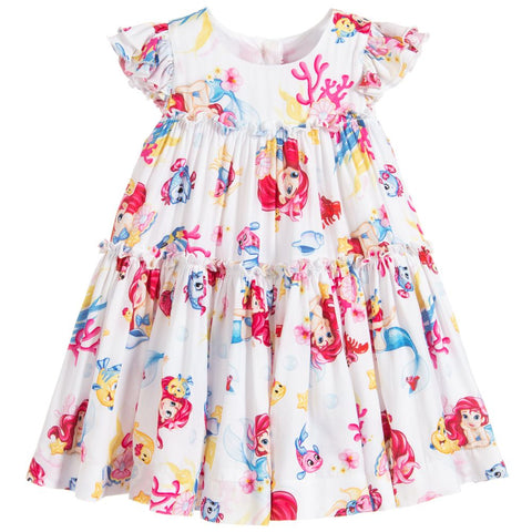 Monnalisa Bebé Girls Disney Dress