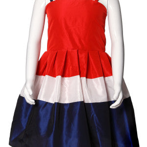 Lady&Lord Red White Blue Dress
