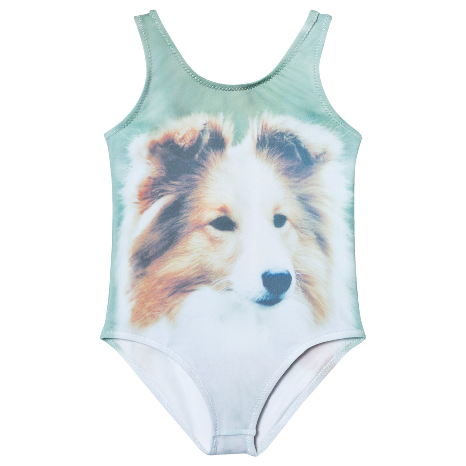Popupshop Swimsuit Dog Print