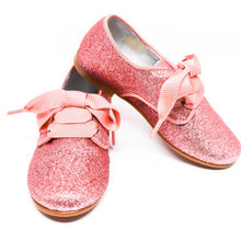 Geppetto's Pink Glitter Shoes