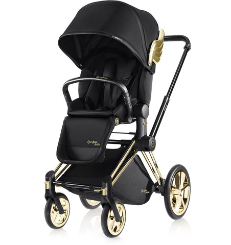 Cybex Priam3 Stroller by Jeremy Scott - Wings