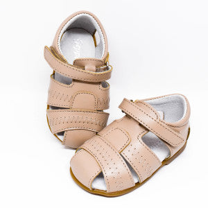 Geppetto's Boy Tan Sandals